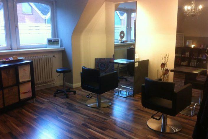 Der Salon in Elmshorn